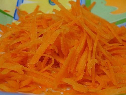 рецепты салатов из моркови и редьку фото