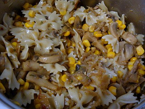 Рецепты постных блюд с кукурузой