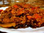 Гречка с грибами и овощами - Трапеза: рецепты блюд для поста и праздника